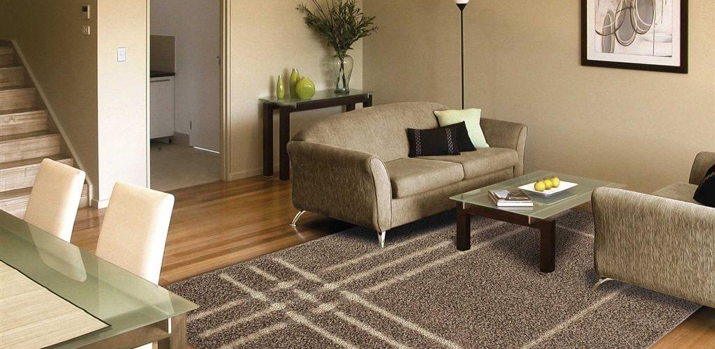 Dywan w mieszkaniu